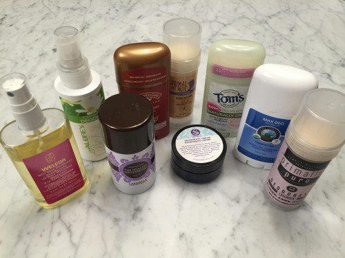 Update!- My FAVORITE safe deodorant!