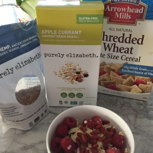 5 Cereal TIPS and IDEAS…