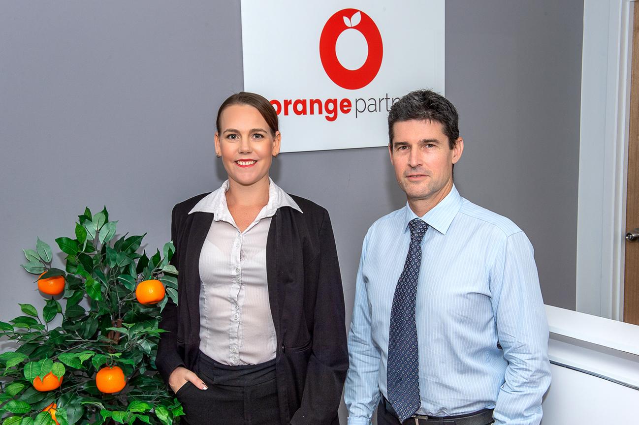 Orange Partners Directors
