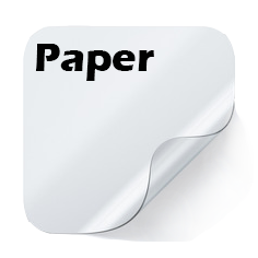 Coated / Uncoated / Cast Gloss Paper