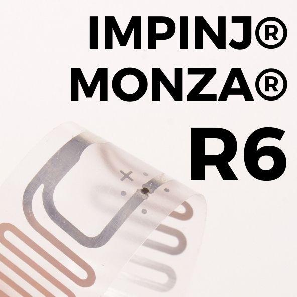 IMPINJ®MONZA® R6 RFID Tag IC