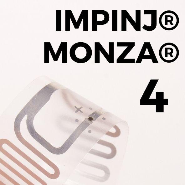 IMPINJ®MONZA®4 RFID Tag IC