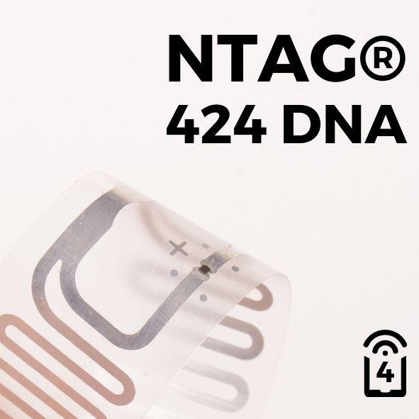 NXP NTAG® 424 DNA
