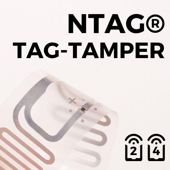 NXP NTAG® TagTamper