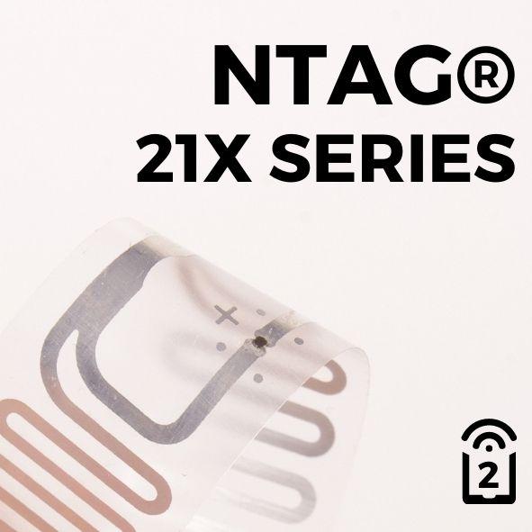 NXP NTAG®21x Series