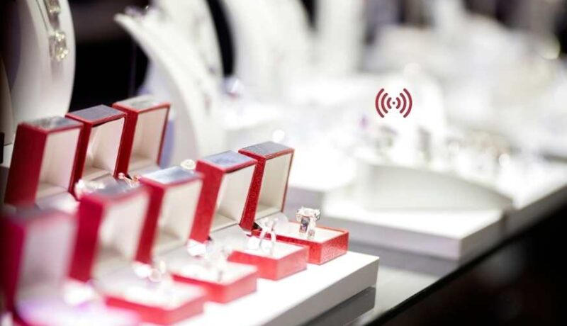 RFID tags for Jewelry shops