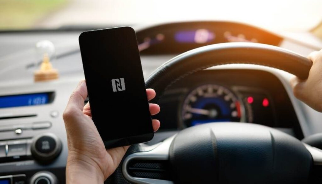 Using NFC In Cars
