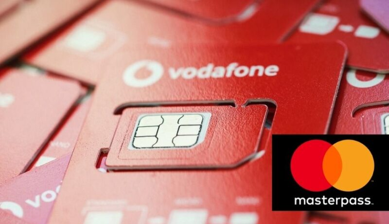 Masterpass partnership for Vodafone Mobile
