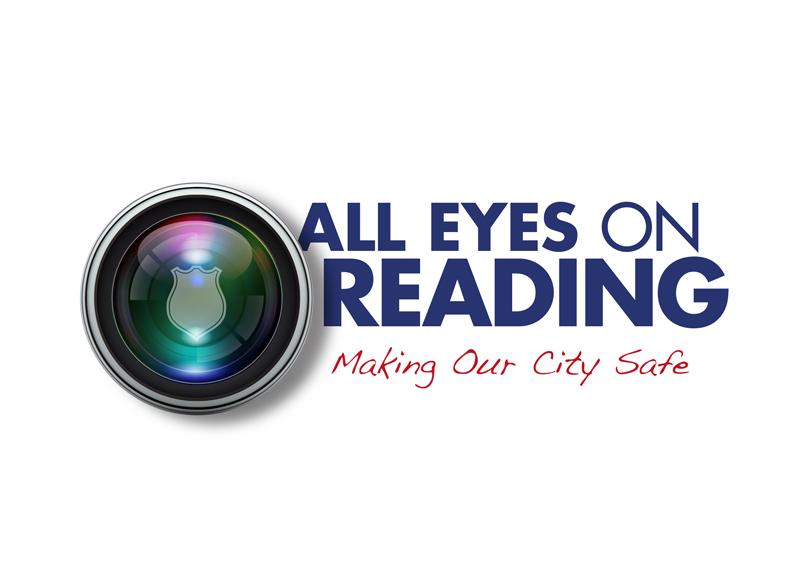 All Eyes on Reading Logo