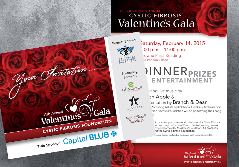 Cystic Fibrosis Annual Valentine's Gala