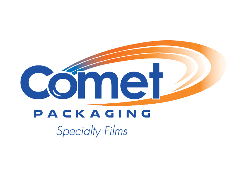 Comet Packaging Logo Design