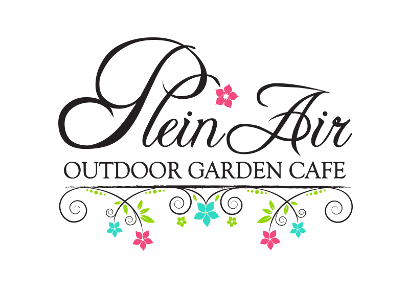 Plein Air Logo Design