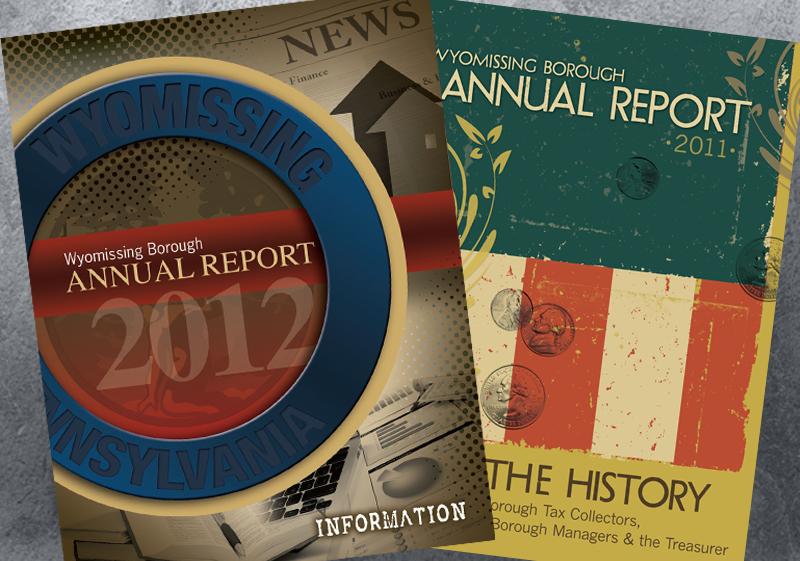 Wyomissing Borough Annual Reports