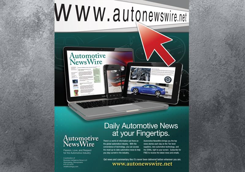 AutoNewsWire Ad
