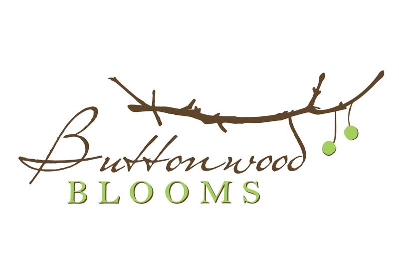 Buttonwood Blooms Logo Design