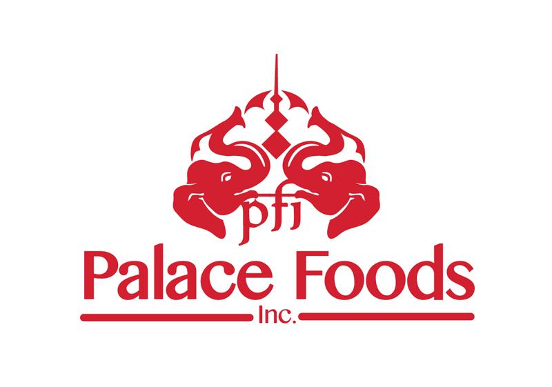 Palace Foods Logo Design