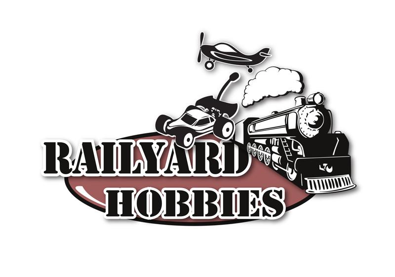 Railyard Hobbies Logo