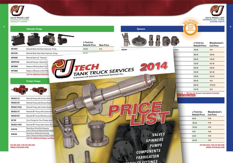 Jtech Pricelist Catalog