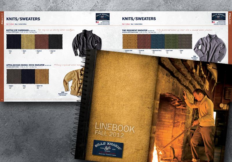 Bills Khakis Fall'12 Linebook