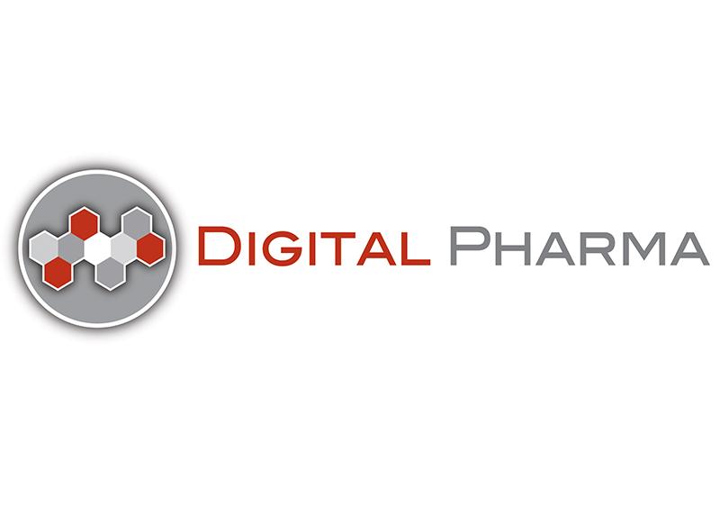 Digital Pharma Logo Design