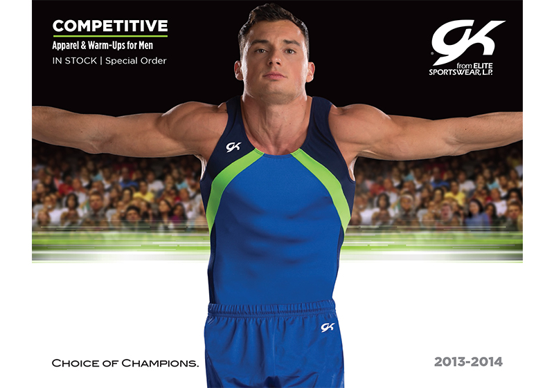 GK Elite Men's Competitive Catalog