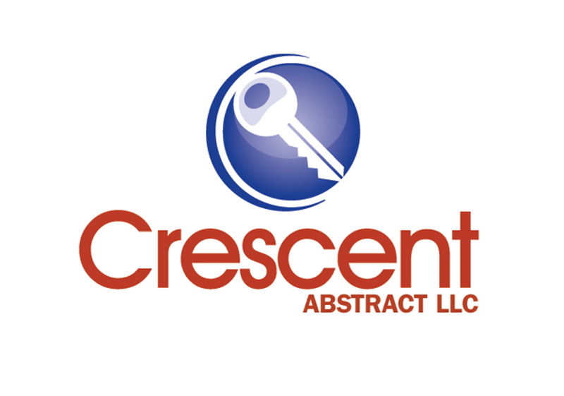 Crescent Abstract Logo Design
