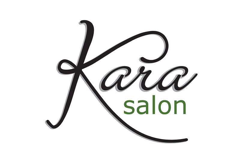 Kara Salon Logo Design
