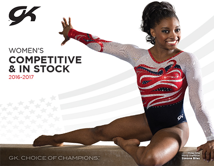 2016-2017 Women's Competitive Catalog