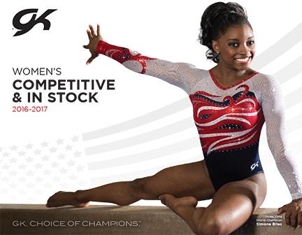 2016-2017 Women's Competitive Catalog