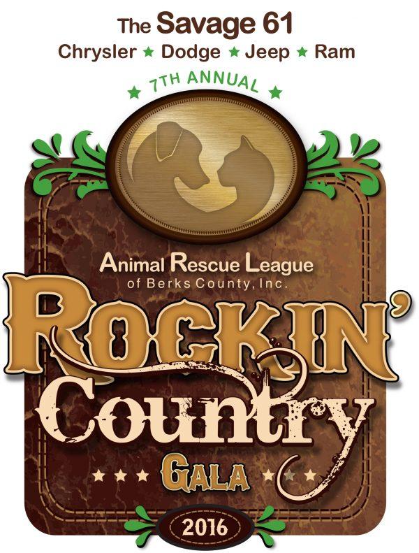 Rockin' Country Gala logo