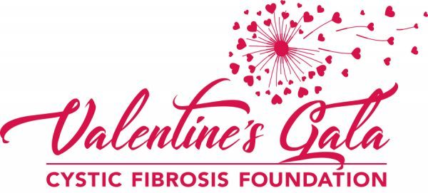 Cystic Fibrosis Valentine's Gala Logo
