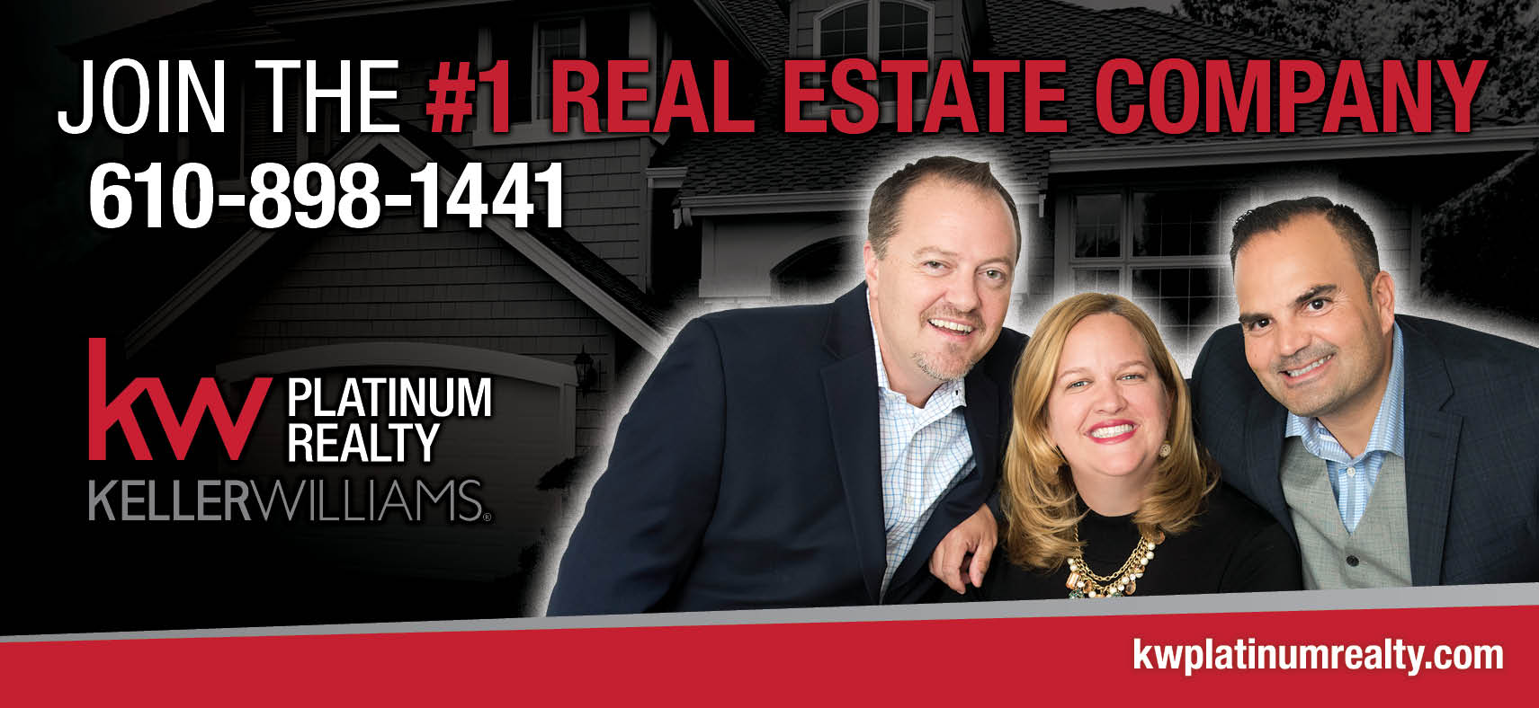 Billboard for KW Platinum Realty