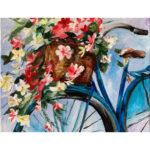 Week 8: Flower Bicycle