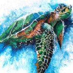 Week 10: Sea Turtle Escape