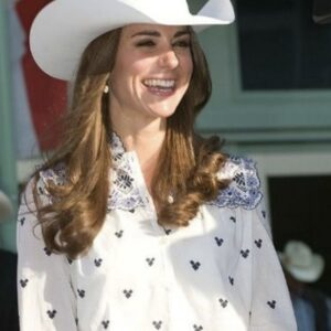 Kate Middleton Temperly London Top