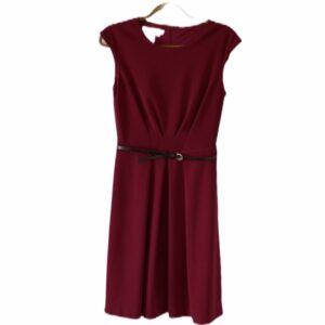 Kate Middleton Cranberry Dress