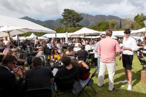 The Magic of Bubbles festival is one of the highlights on the yearly calendar of wine events (image supplied by Tribeca PR)