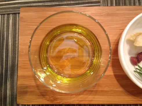 Olive oil tasting of the Terra del Capo 2012 and L'Ormarins premium ranges.