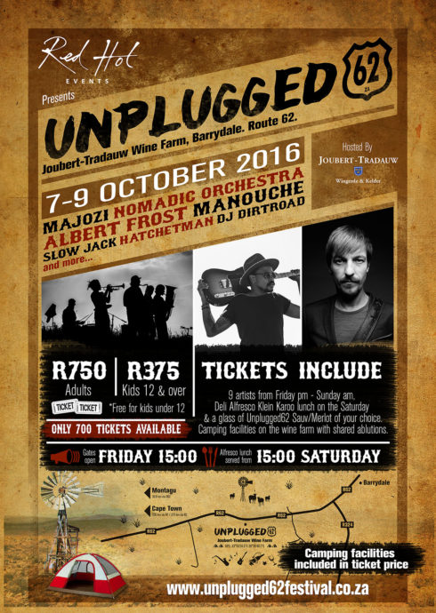 Unplugged62 poster