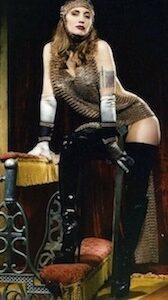 Roni Evanega - NYC Hardcore Metal RulerQueen
