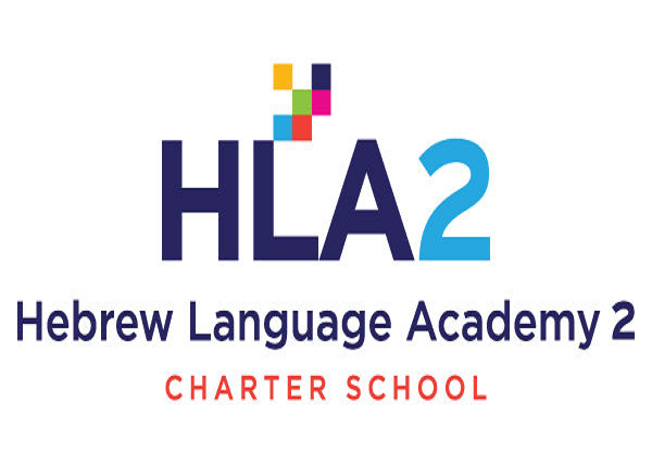 Logo of the Hebrew Language Academy Charter School