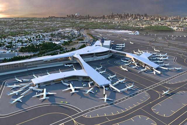 LGA Airport Terminal B