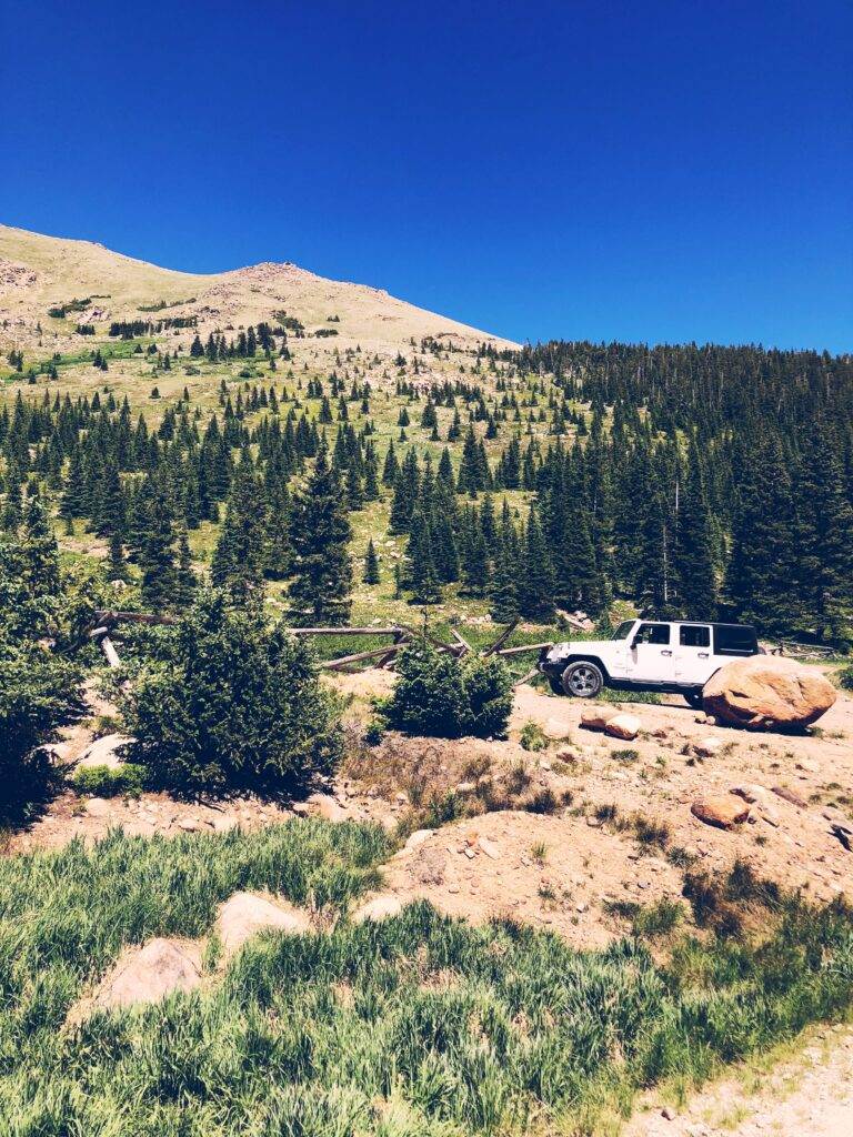 Jones Pass Colorado 4x4