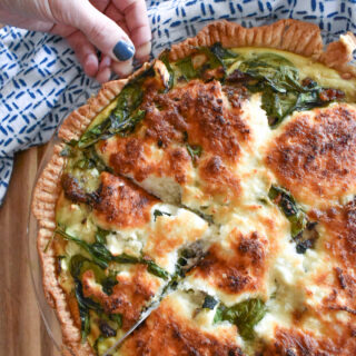 Monday Drive: Quiche 2.0 & Other Tales from the Weekend