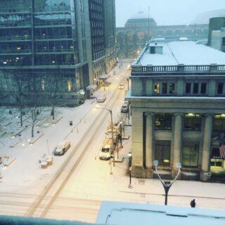 Monday Drive: Snowmageddon