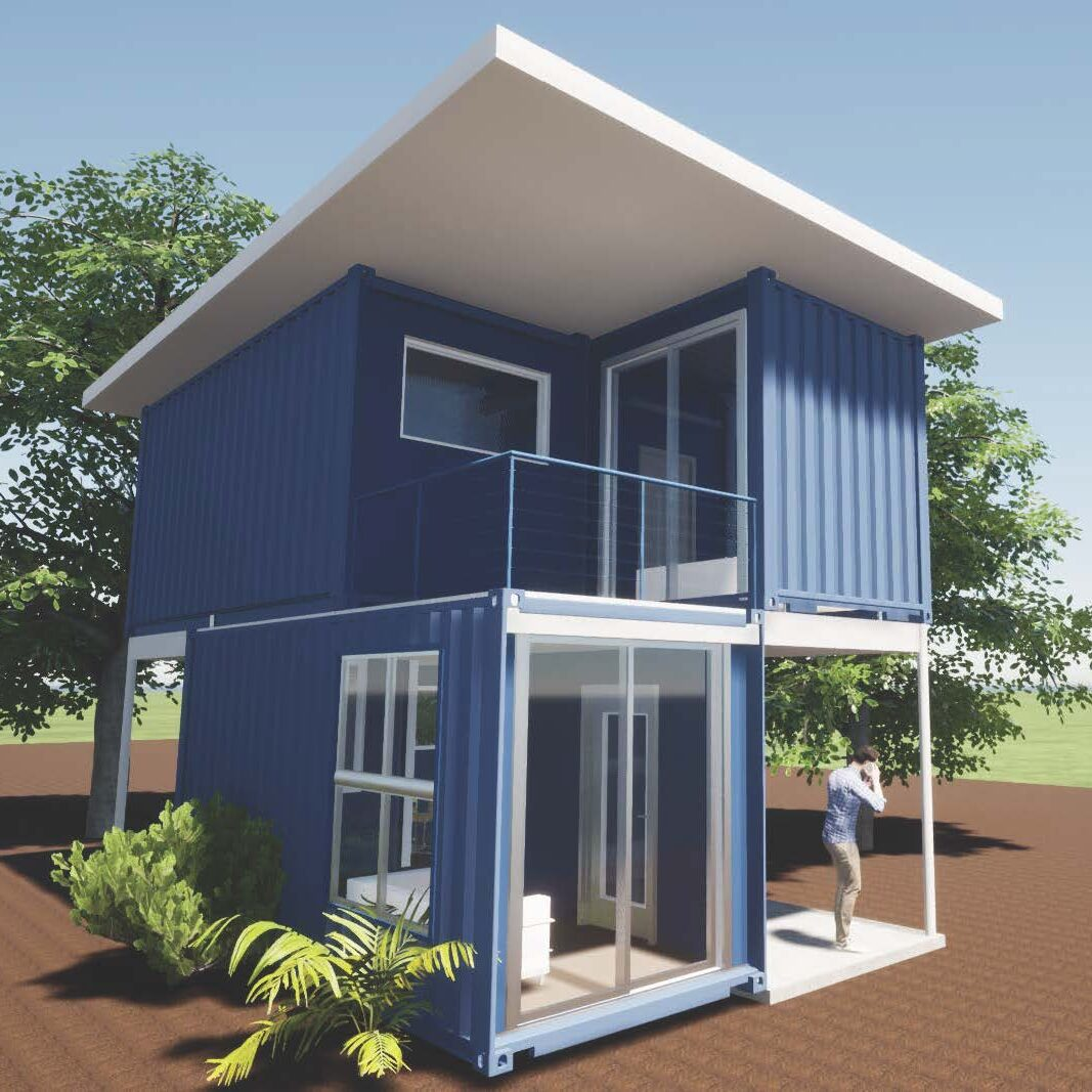 Container2story