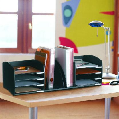 Paperflow Organizer Evolution XL, Black