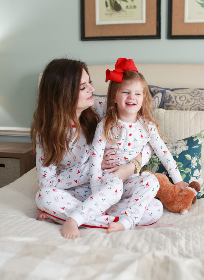 Holiday PJs for the Family