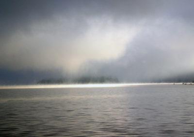 Alaska Morning Mist