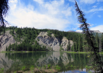 Alaska Horseshoe Lake